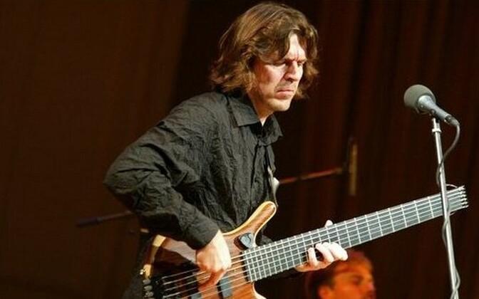 Kitarrist Raul Vaigla
