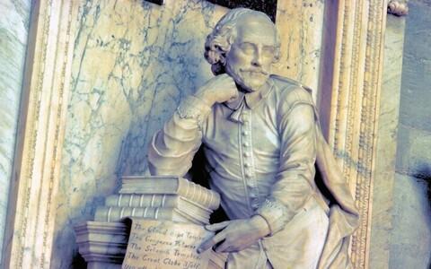 William Shakespeare'i suur juubel saab väärilised pidustused.
