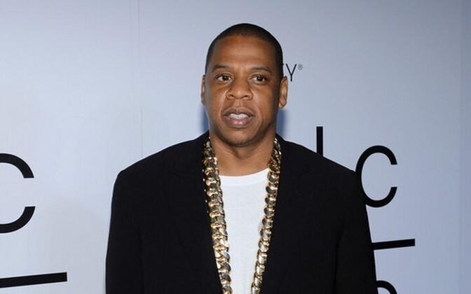 Räppar Jay-Z uut albumit saadab suur menu