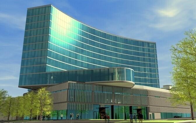 Hiltoni hotell.