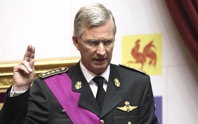 Kuningas Philippe AP/Scanpix