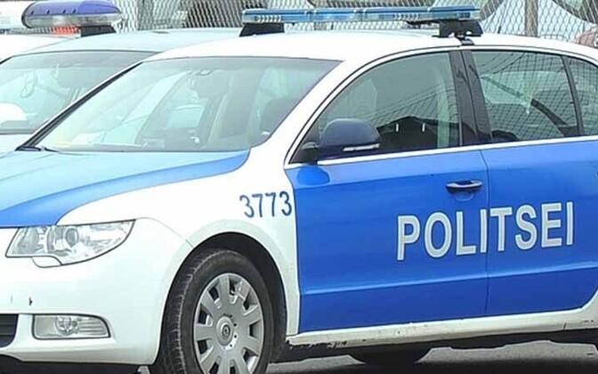 Полиция зафиксировала ДТП в воскресенье вечером.
