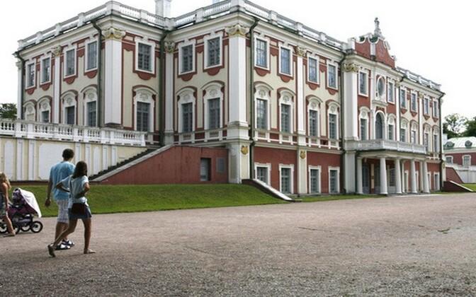 Kadrioru Loss ja väliskunstimuuseum
