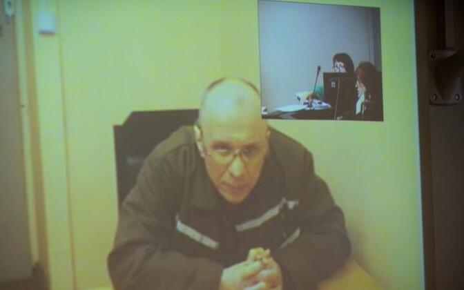 Oleg Pjatnitski telesillas vangla-kohus Postimees/Scanpix