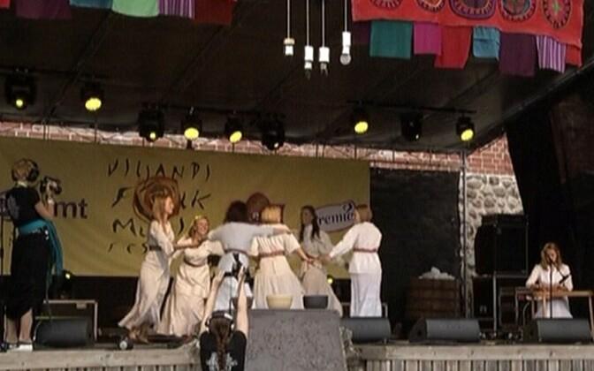Viljandi pärimusmuusika festival pakub rikkalikku kontserdikava.