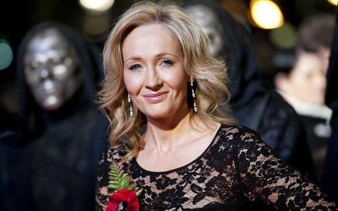 Kirjanik JK Rowling