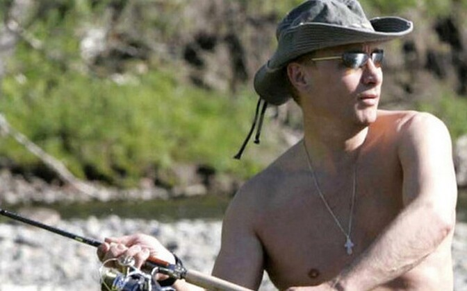 Venemaa president Vladimir Putin on tulihingeline kalamees