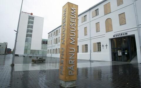 Pärnu Muuseum.