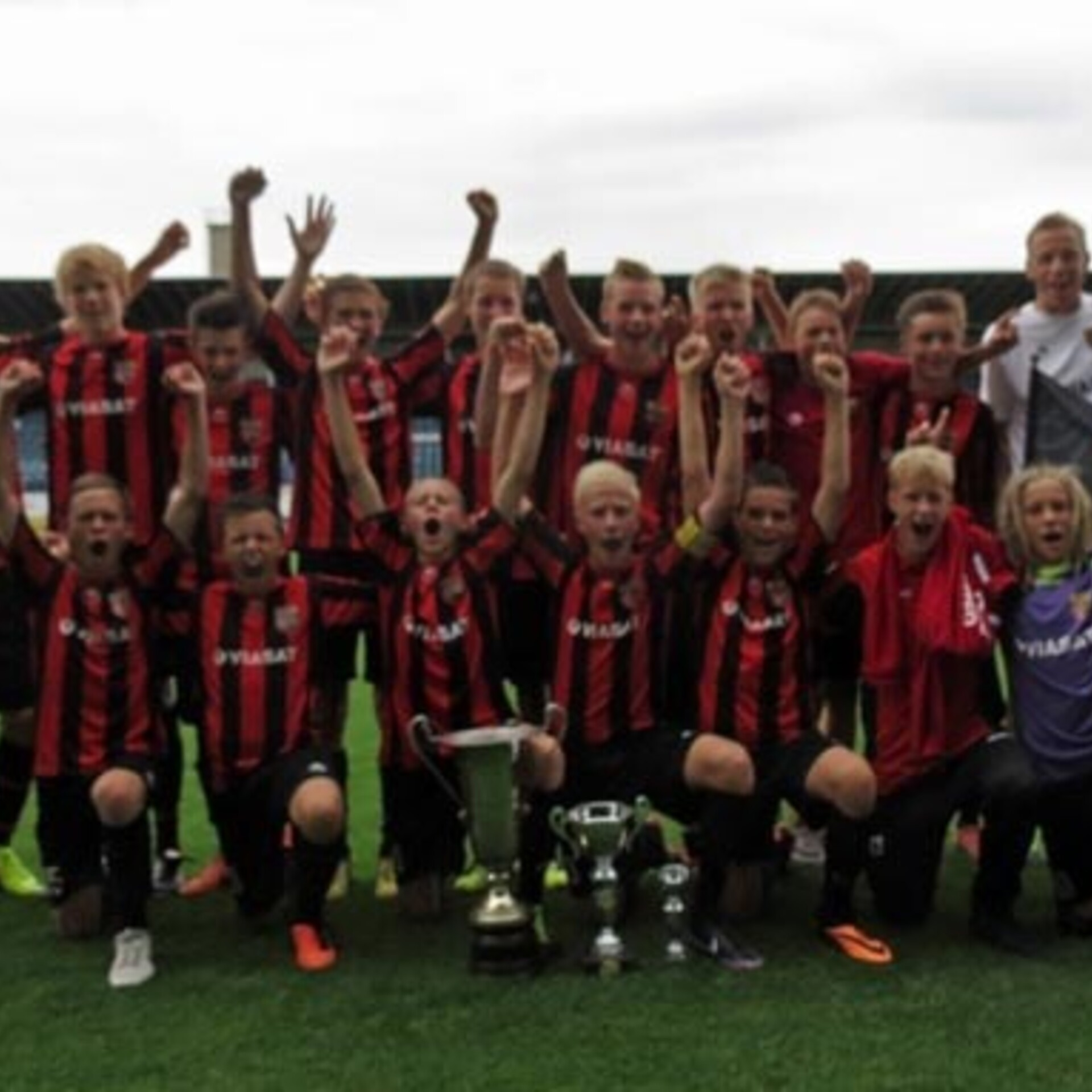 7c6cceece13 Nõmme Unitedi noored võitsid Soomes jalgpalliturniiri | Jalgpall | ERR