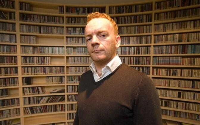 Trio LSL Raadiogrupi juhataja Priit Jõgi.