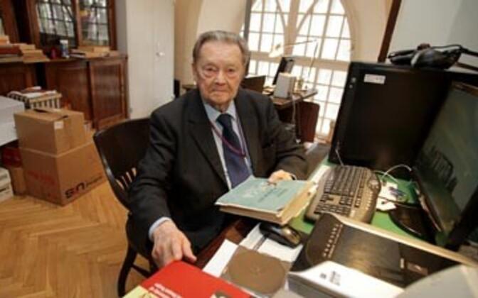 Tiiu Silla nimelise elutöö preemia pälvis Tullio Ilomets.