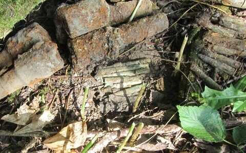 EOD specialists still find hundreds of pieces of explosive ordnances on Sõrve peninsula every year.