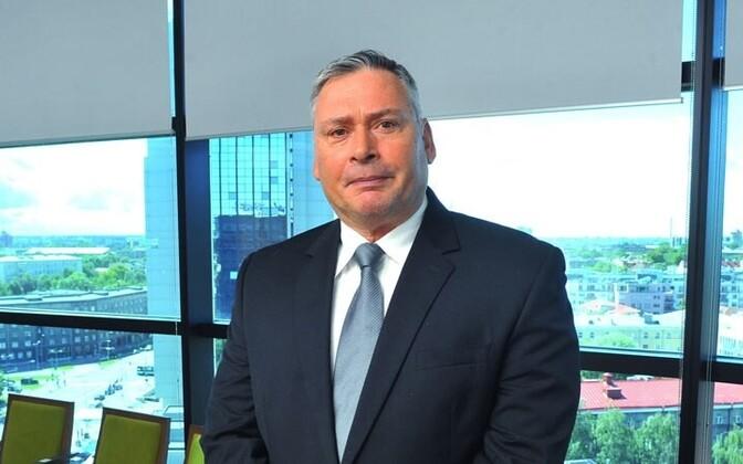 Vandeadvokaat Leon Glikman.