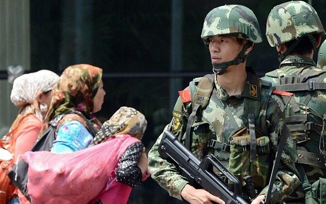 Hiina politseinikud 5.