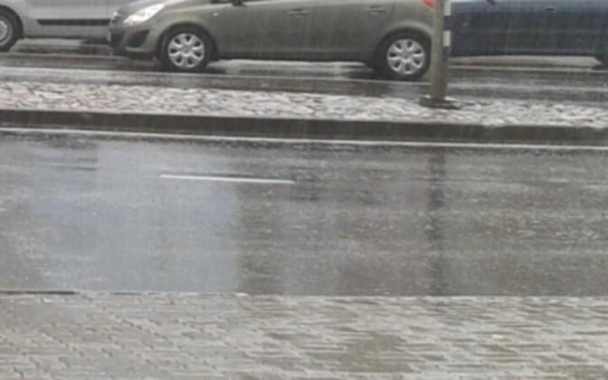 Возможен дождь и мокрый снег.