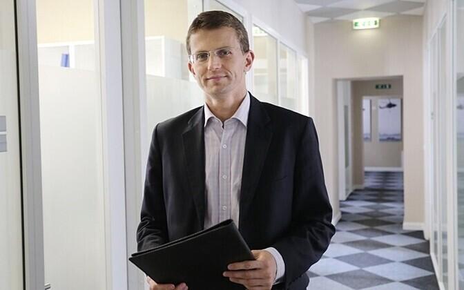 Interior Minister Ken-Marti Vaher