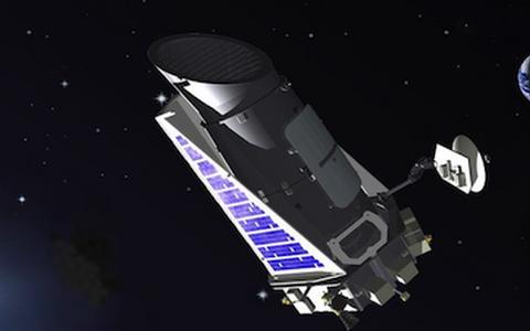 Kepleri teleskoop.