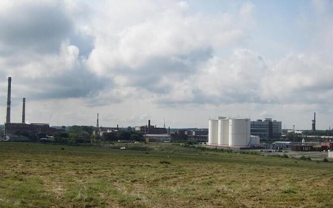 В Силламяэском порту хотят построить НПЗ.