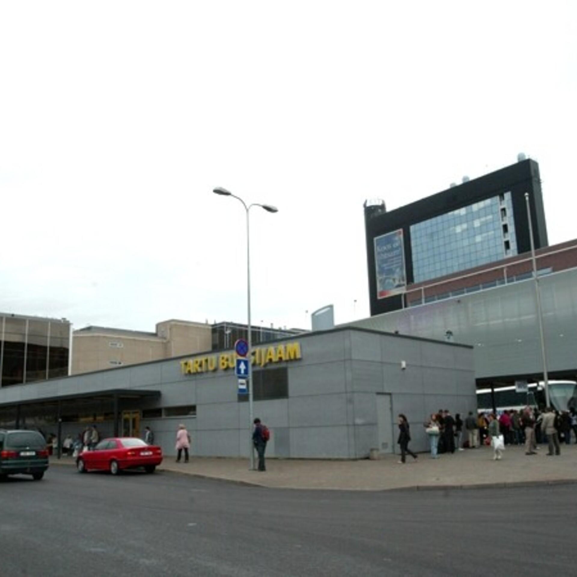 0fbd52f6b40 Tartu bussijaam kolib Tasku keskusesse | Majandus | ERR