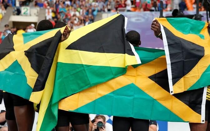 Jamaika kergejõustiklased