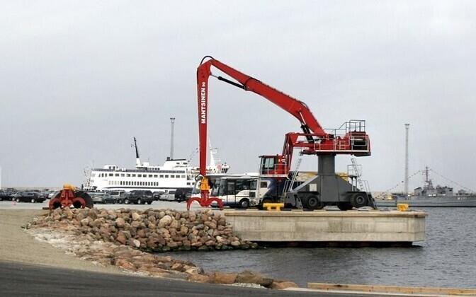 Port of Sillamäe