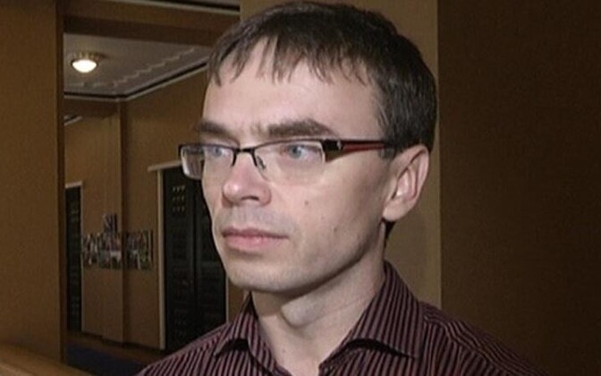 Social Democratic Chairman Sven Mikser