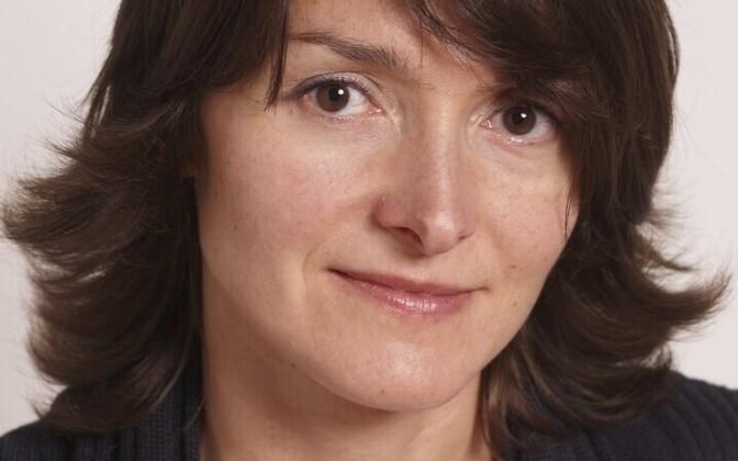 Ekaterina Taklaja on rahvusringhäälingu venekeelse uudisteportaali juht.
