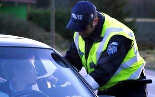 Полиция отстранила от движения 59 нетрезвых водителя.