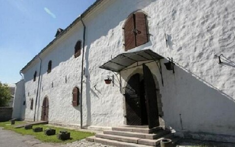 Художественная галерея Нарвского музея.