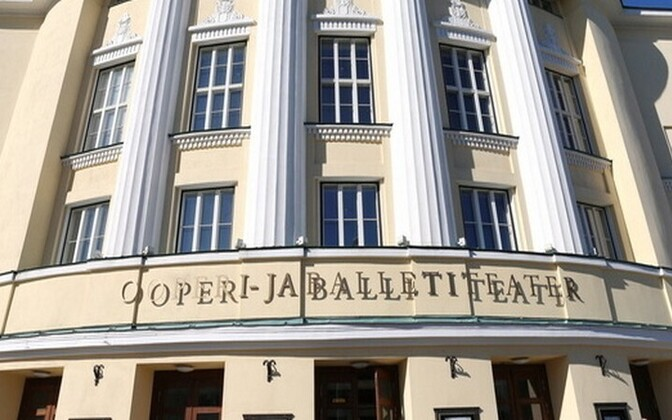 Estonia teatrimaja