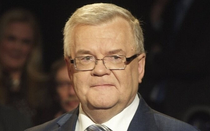 Chairman of the Center Party Edgar Savisaar