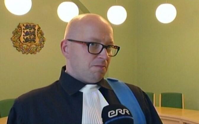 New Chief Justice Priit Pikamäe