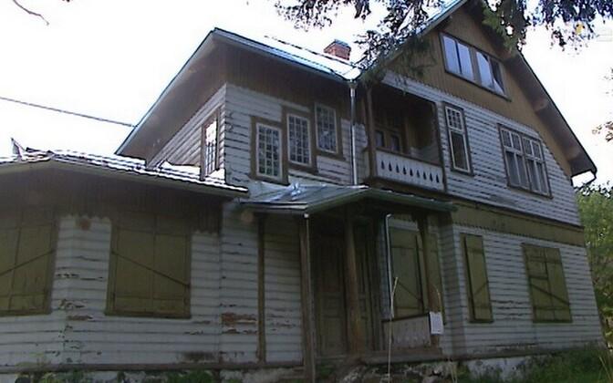 Здание пустует уже несколько десятков лет.