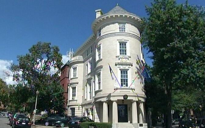 Estonian Embassy in Washington.