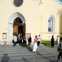Jaani kirik Tallinnas.