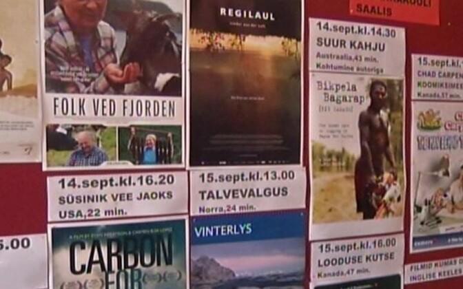 Для конкурсной программы выбрано 30 фильмов, которые соревнуются в двух категориях: А — природа и В — человек и природа