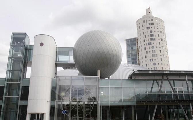Tartu's Ahhaa Science Center