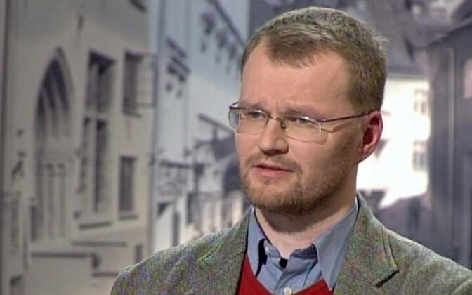 Lauri Beekmann on Eesti Karskusliidu esimees.