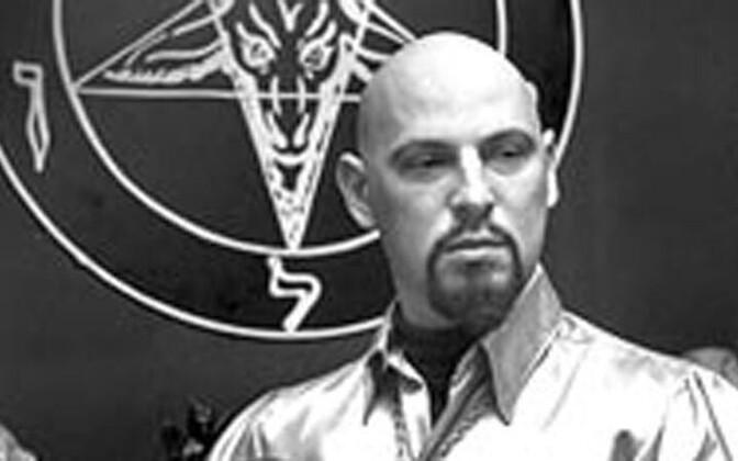Антон Шандор ЛаВей - основатель и верховный жрец организации