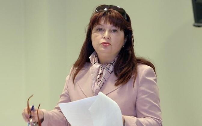 Alla Raudsepp Pärnu Postimees/Scanpix