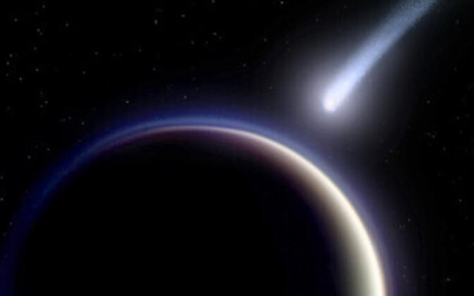 Suur pommitamine tekitas Titanile Maast seitse korda tihedama atmosfääri.