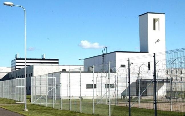 Тартуская тюрьма.