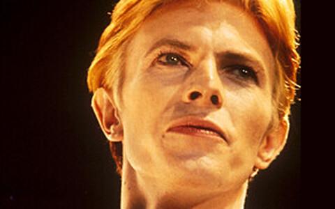 David Bowie. Ikooni loomine (Inglise 2013)