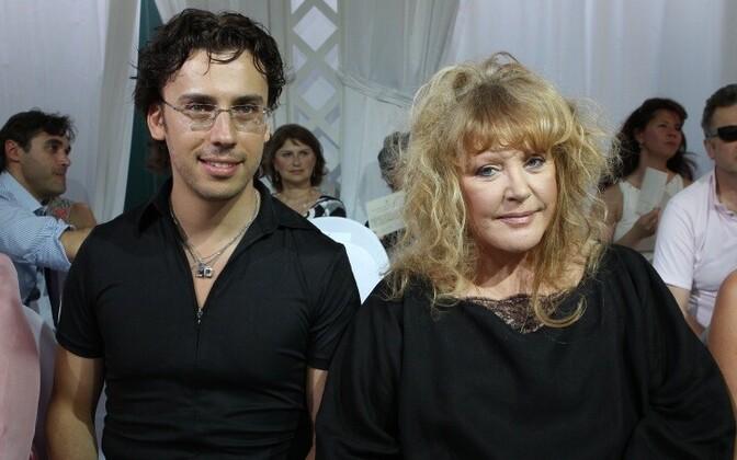 Maksim Galkin ja Alla Pugatšova said tütre ja poja vanemateks.