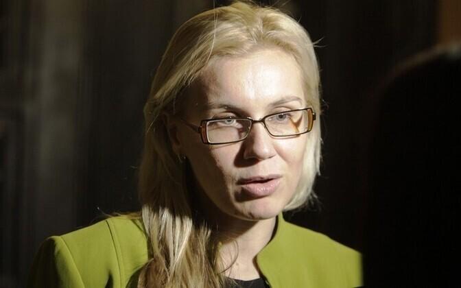 MP Kadri Simson