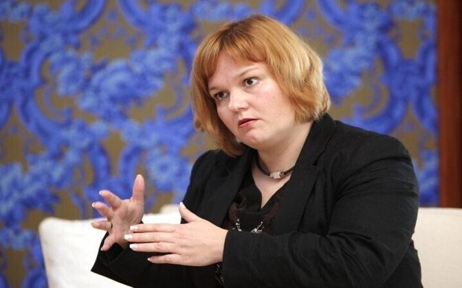 Finnish Minister of Education Krista Kiuru