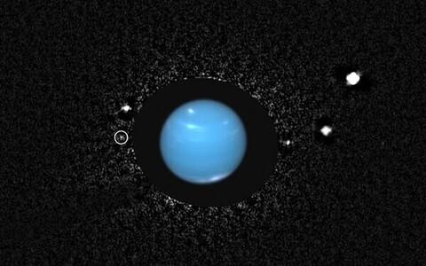 Fotod: Kosmoseteleskoop Hubble leidis Neptuuni kadunud kuu