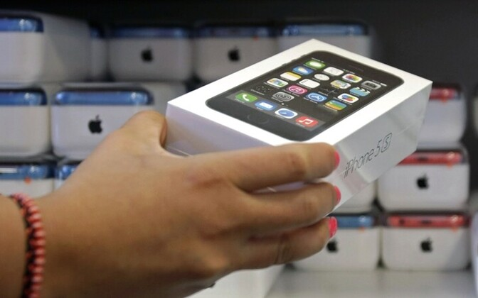 ffccd1d7181 EMT alustab uute iPhone'ide müüki kahe nädala pärast | Majandus | ERR