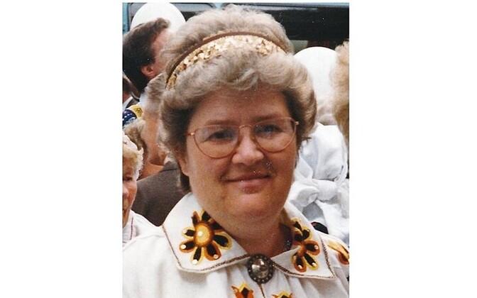 Marje Õunapuu, 1986
