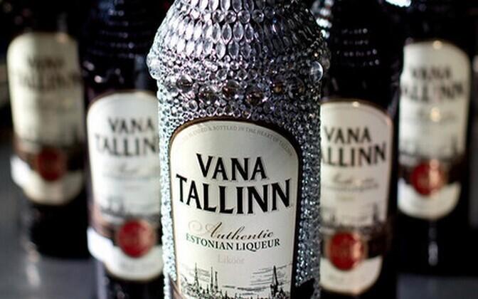 Ajalooline pudel Vana Tallinna